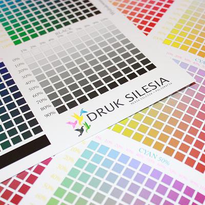 כרטיסי ביקור בצבע